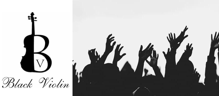 Black Violin at Clay Center