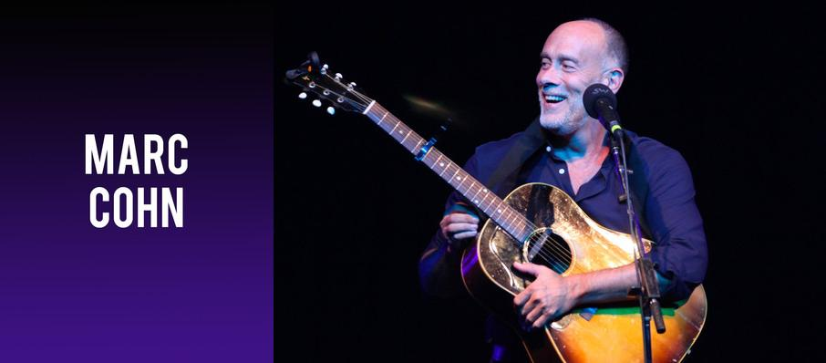 Marc Cohn at Culture Center Theater